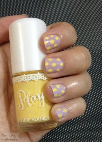 Etude Play Miss Left