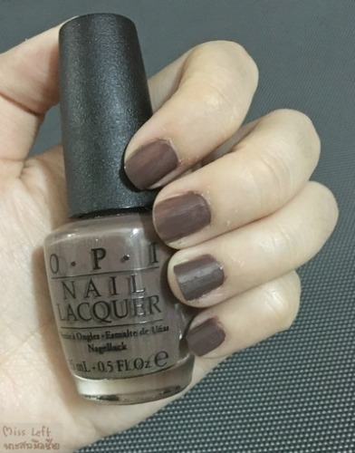 OPI Miss Left 02