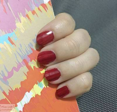Miss Left Nail Cafe 02