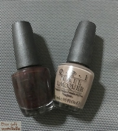 OPI Miss Left 09