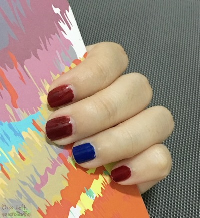 Miss Left Nail Cafe 10