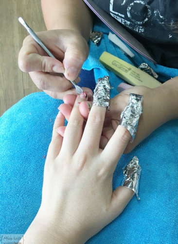 Miss Left NK Salon and Nail 03
