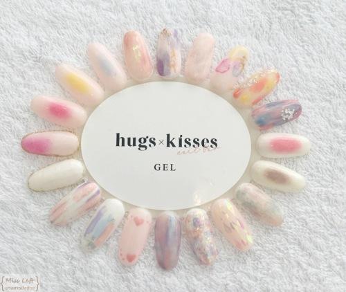 Hugs X Kisses Miss Left นางสาวมือซ้าย