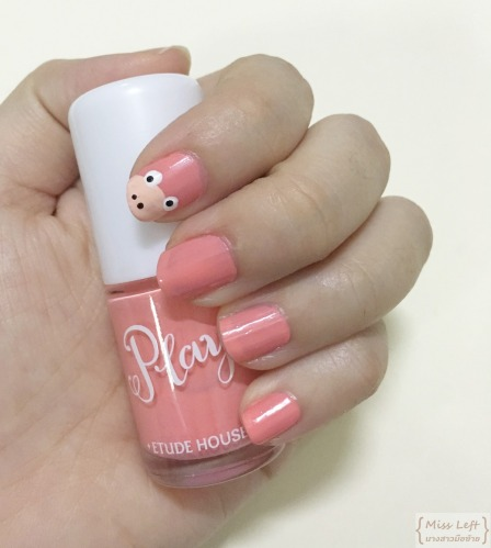 Pokemon Nail Miss Left Etude
