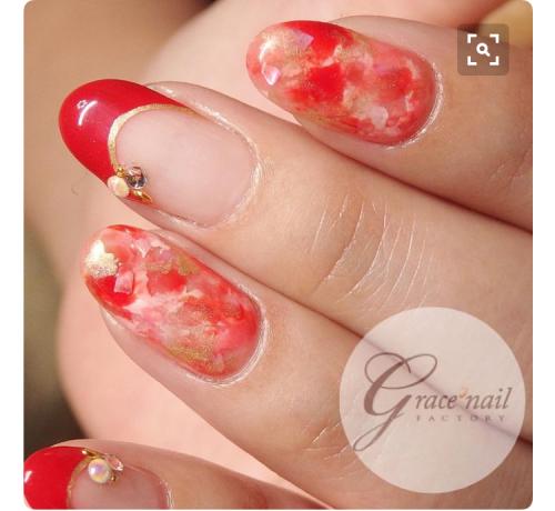 pinterest-grace-nail ทำเล็บ นางสาวมือซ้าย