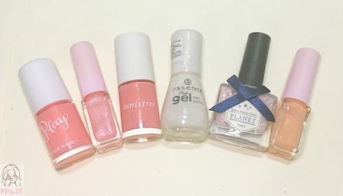 Miss Left นางสาวมือซ้าย Pink Mix & Match
