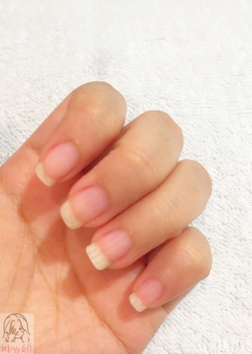 Nails by Lamuna Miss Left นางสาวมือซ้าย เล็บเจล