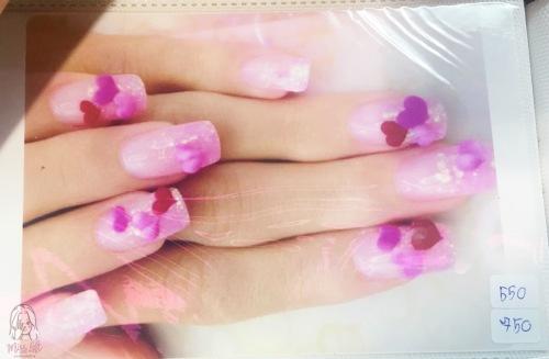Nana Style ยูเนียนมอลล์ มือซ้าย รีวิว ทำเล็บ เล็บเจล