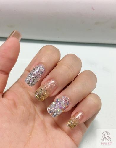 รีวิว เล็บเจล เทอร์มินัล wink nail