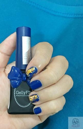 Glam nail and spa รีวิว ร้านเล็บ เล็บเจล