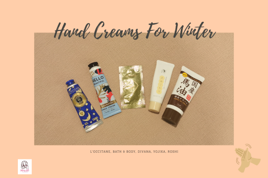 Hand Creams Cover V2